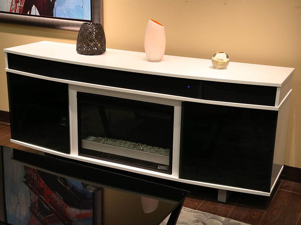 Muebles de t v liverpool es parte de mi vida - Chimenea electrica mueble ...