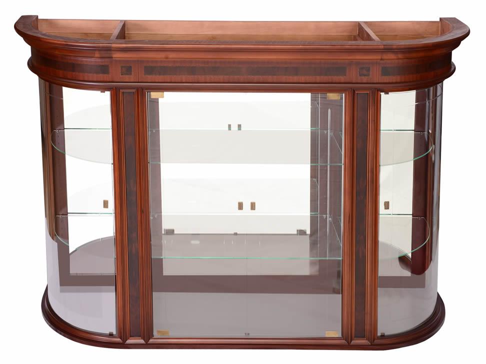 Lanzarote vitrina superior cl sica nogal liverpool es for Comedores cyber monday