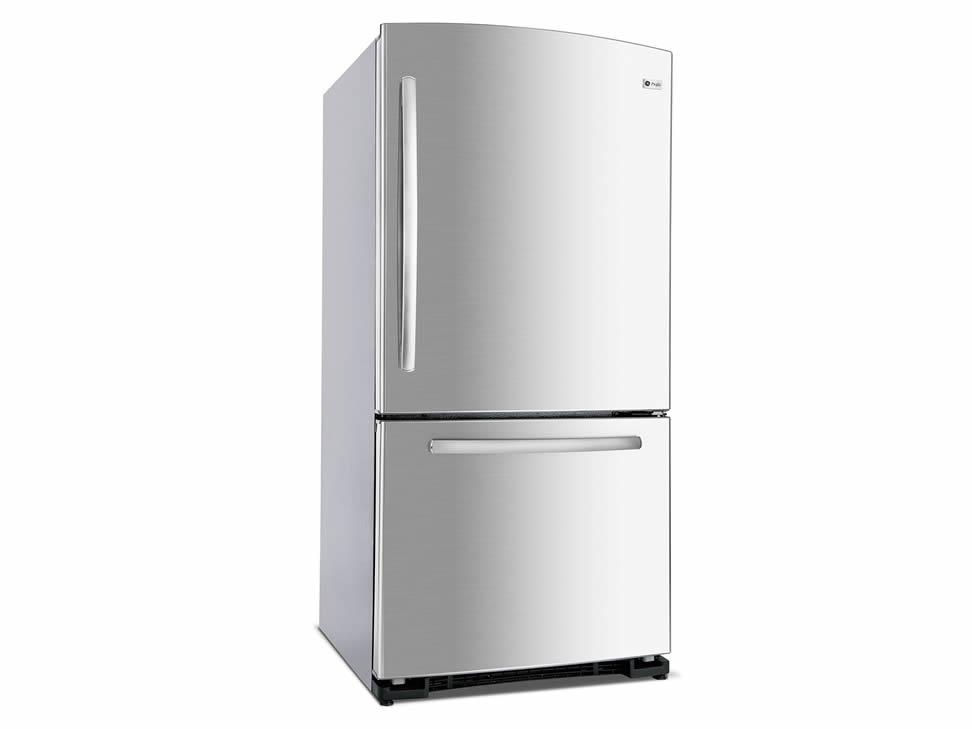 Refrigerador 23 Pies C�bicos GE Profile Acero Inoxidable ...