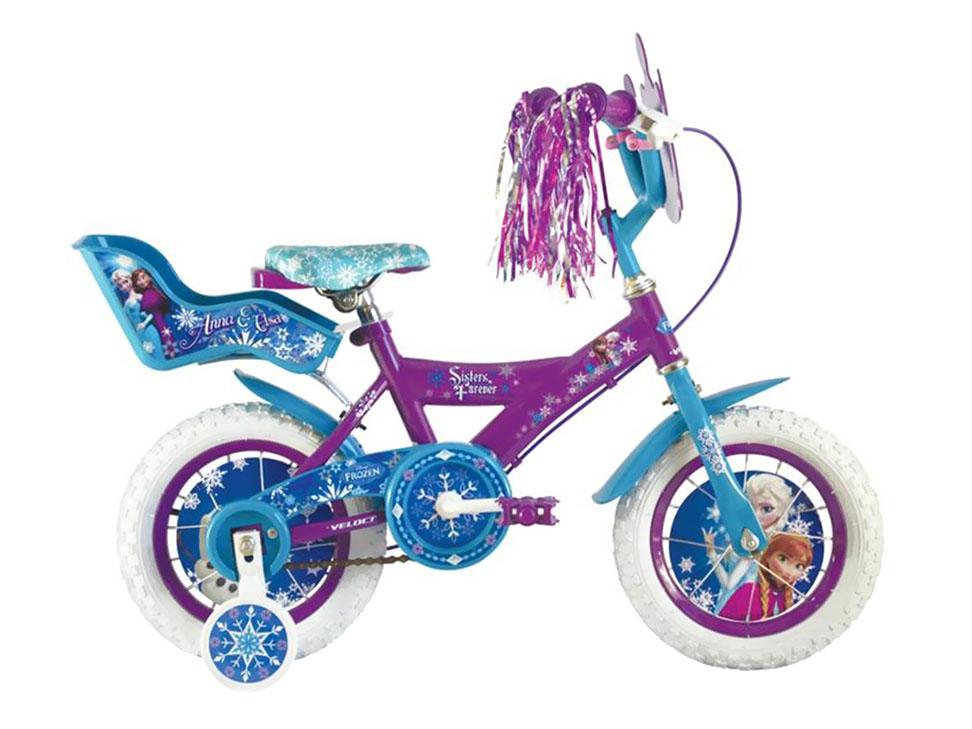 Bicicleta para Niña Veloci Frozen R12